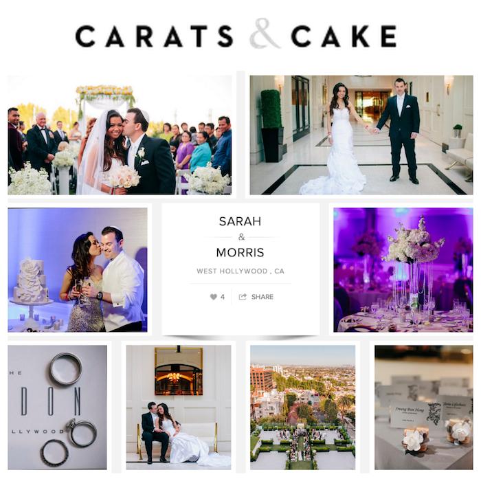 Carats, Cake, Wedding, A Good Affair Wedding & Event Production, Wedding Planner, Orange County Wedding