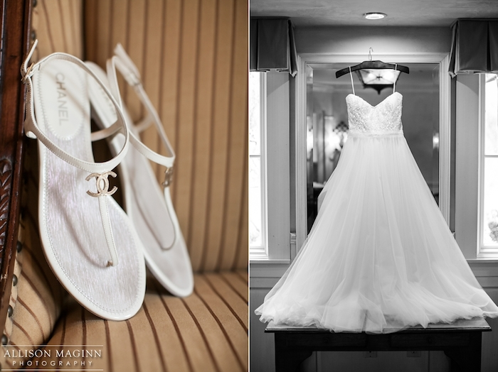 Steff & Chip ~ A Good Affair Wedding & Event Production ~  Allison Maginn Photography