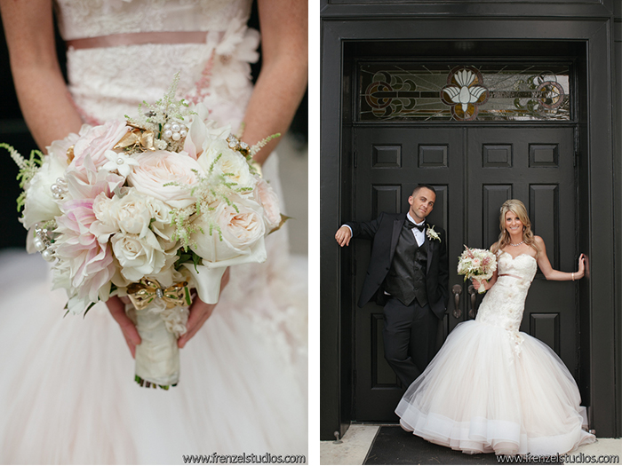 Michelle & Charlie ~ Frenzel Studios ~ A Good Affair Wedding & Event Production